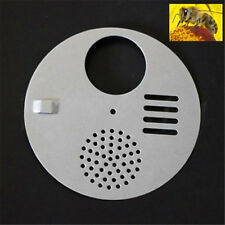 1Pc Stainless Steel Bee Hive Nuc Box Entrance Gates Beekeeping Equip Tool BB