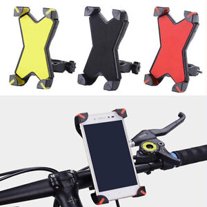 Universal-Motorcycle-Bicycle-MTB-Bike-Handlebar-Mount-Holder-For-Cell-Phone-GPS