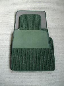 neu $$$ Rips Fußmatten Passend Für Mercedes Benz W126 Se S-klasse Blau