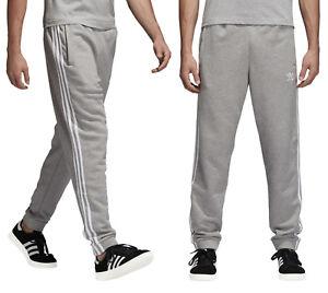 Details zu Adidas Originals 3 streifen Trefoil Herren Trainingshose Sporthose Jogginghose