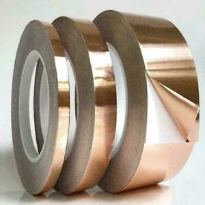 20m-x20mm-Copper-Foil-Tape-Double-Sided-high-Conductive-P5S8-B8B3-Adhesive-H7N1