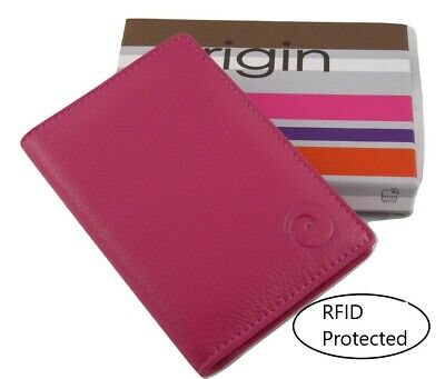 Mala Leather High Quality Soft Leather Credit Card Holder 10 Cards Purple 610