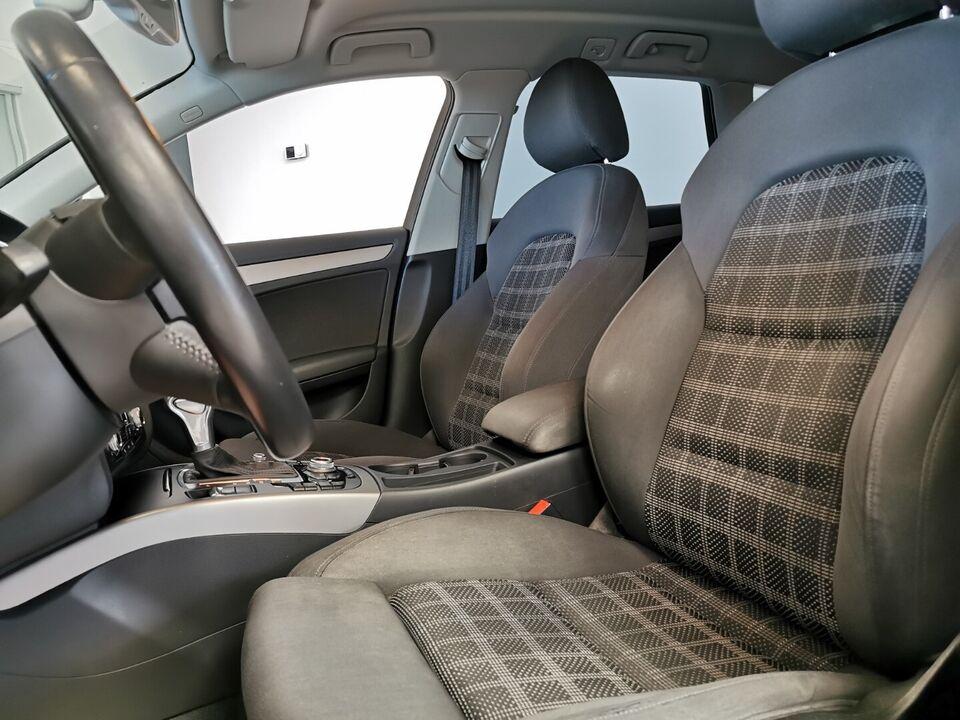 Audi A4 1,8 TFSi 170 Avant Multitr. Benzin aut. Automatgear