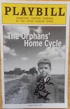 Dylan Riley Snyder (Only) Signed Playbill  The Orphans' Home Cycle  Horton Foote