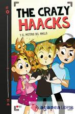 The Crazy Haacks y el misterio del anillo (Serie The Crazy Haacks 2). NUEVO