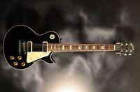 1980 Gibson Les Paul Deluxe Black Beauty +OHSC