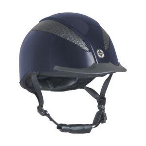 a375a68c Champion Air-Tech Classic Riding Hat PAS015 2011 Black Navy 6 3/8 ...