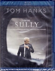 Blu-Ray-Sully-Por-Clint-Eastwood-Con-Tom-Hanks-Nuevo-2016