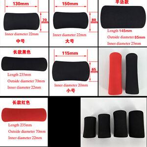 2PCS Handle Grips Pipe Sponge Foam Rubber Tube Wrap for Fitness Equipment