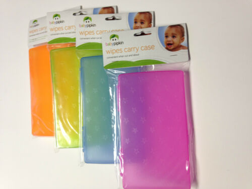 BABY CHILD KIDS WET WIPES CASE BOX CHANGING DISPENSER HOME ABROAD TRAVEL USE