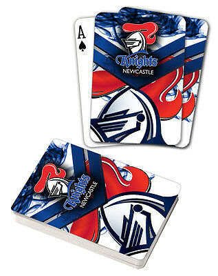 NRL Newcastle Knights Deck Playing Cards Poker Mascot Cards Christmas Gift