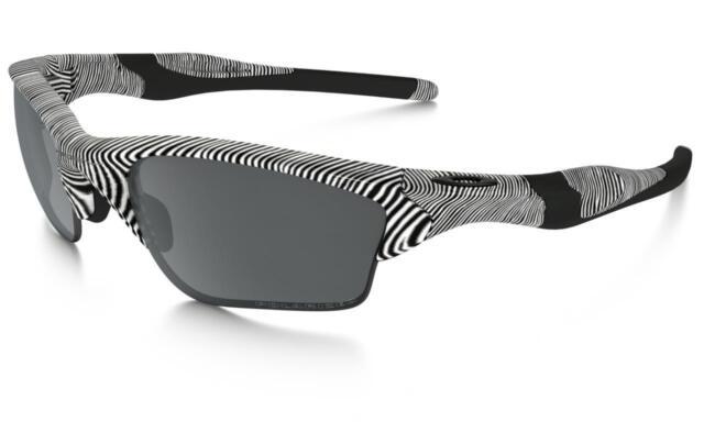 72276a73ef Oakley Sunglasses Half Jacket 2.0 XL Fingerprint W  Black Polar Lens Oo9154  - 51