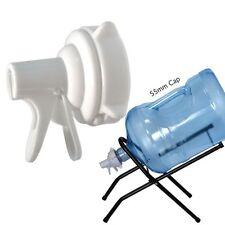 White Water Dispenser Valve for 55MM Crown Top Water Bottle (Valve ONLY)