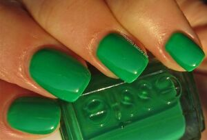 Image Is Loading NEON Green Ultra Violet BLACK LIGHT Essie Nail