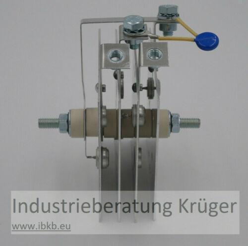 Silizium gleichrichtersäule Plattengleichrichter B 250//220 Si2 45Ampere