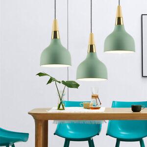 on sale 14695 6f6f8 Details about Kitchen Pendant Light Home Lamp Bar Green Pendant Lighting  Bedroom Ceiling Light