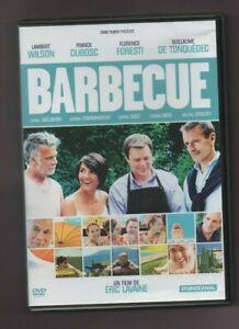 DVD - BARBECUE avec L. Wilson, F. Dubosc, F. Forsti et G. De Tonquédec