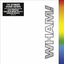 "WHAM! ""THE FINAL"" CD+DVD NEW+"