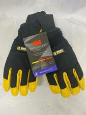 Holmes Workwear Xl Winter Work Gloves 3m Thinsulate Insulation 1 Pair New