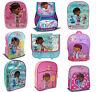 Niña Disney Doctora Juguetes Mochila escolar mochila regalo NUEVO
