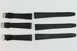 Clip-band 16mm Leder Für Feste Stege Länge: M Schwarz Um Der Bequemlichkeit Des Volkes Zu Entsprechen