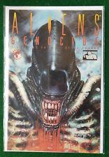 Aliens Genocide #1 Dark Horse comic 1st Print 1991 unread NM