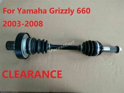 Front 2003-08 Rugged Propeller Shaft for Yamaha Grizzly 660 4X4 All Models