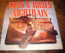 GUNS N' ROSES ~ NIGHTRAIN b/w RECKLESS LIFE~ GEF 60 ~ 1989 ~GERMANY ~ Nr MINT