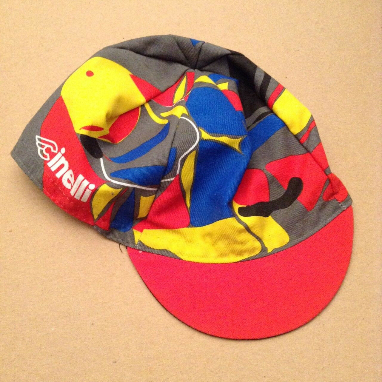 Cinelli Bicycle Film Festival 2011 Cycling Cap One size fits most Made in