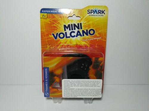Mini Volcano Thames /& Kosmos Spark Science Experiment Kit Erupt a tiny Volcano!