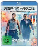 WHITE HOUSE DOWN (Channing Tatum, Jamie Foxx) Blu-ray Disc NEU+OVP