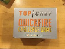 Top Chef Quickfire Challenge - Trivia Card Game