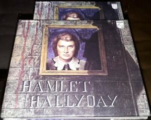 JOHNNY-HALLYDAY-DOUBLE-CD-HAMLET-DIGIPACK-CD-FROTTES-RAYES-ET-SANS-POSTER