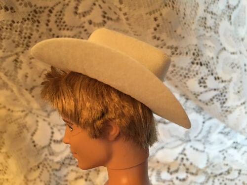 12 pack of Cowboy Hats for your  Barbie Ken dolls