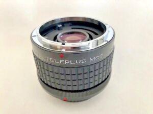 Kenko 2x CFE Teleplus MC7 Teleconverter for Canon FE [ Exellent ++ ] from Japan