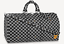 thumbnail 1 - Louis Vuitton Keepall 50 Distorted Damier Virgil Abloh LV Authentic Brand New