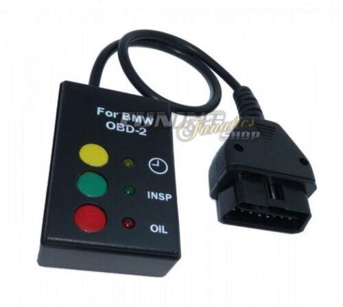 Öl Service Intervall Rücksteller Reset Löschen OBD 2 OBD2 für BMW #Artikel 7140