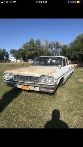 1964 Bel Air project car