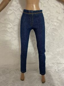 """Tyler Sydney 16/"""" Doll Tonner Outfit Fashion Red Denim Jeggings"""