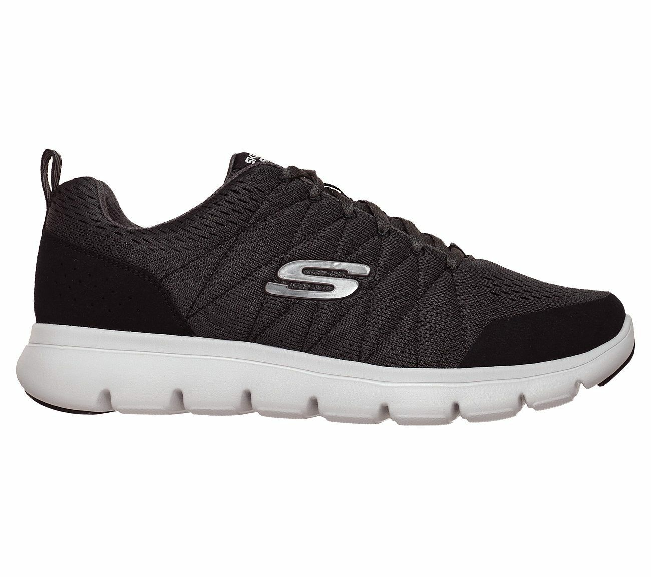 Skechers mens trainers gym exercise running  Marauder MERSHON 52836 charcoal M20