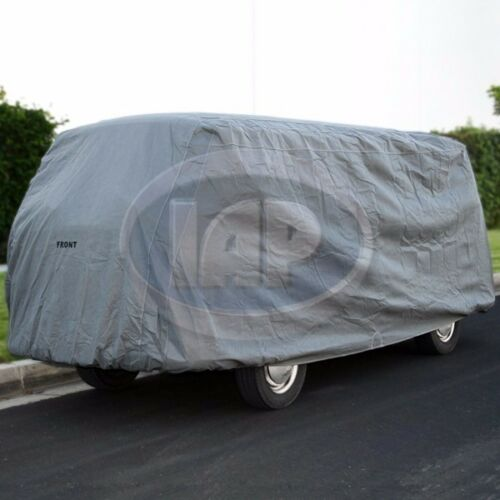 VW Bus Deluxe 4-Layer Car Cover with Cable /& Lock Type 2 1950 thru 1979 AC100020