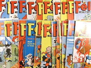 AUSWAHL-FELIX-Heft-391-420-Bastei-Verlag-ab-1958