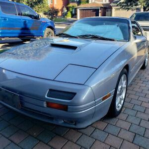 Mazda rx7 Turbo 2 1987 Price Reduced!!