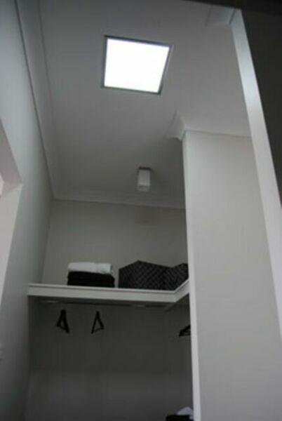 Illume Skylight 400mm Square Surface Mountable Roof Skylight Kis2012tas
