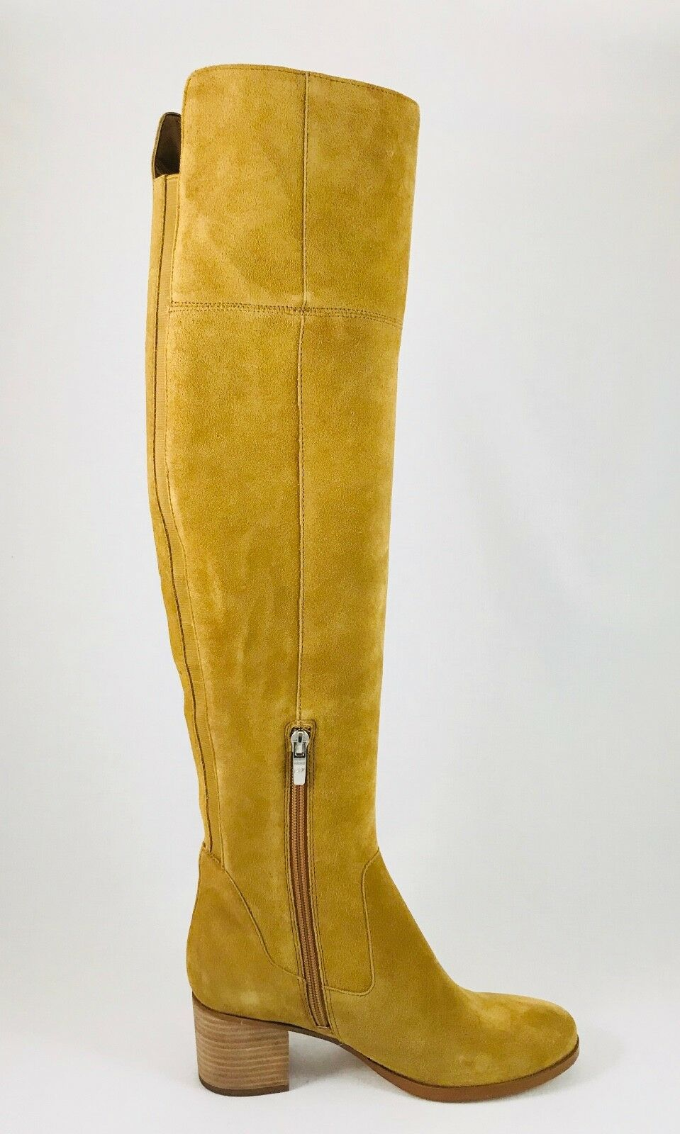 Marc Fisher Escape Over The The The Knee Wide Calf Stiefel Medium Braun 7.5 US ... 6f6bd1