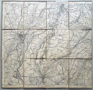 Cartina Militare Piemonte.Fossano Carta Topografica Militare Primo 900 Salmour Gorra Cuneo Piemonte Ebay