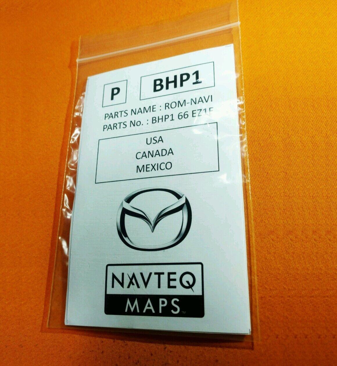 Latest 2015 2016 2017 Mazda Navigation Sd Card Bhp1 66 Ez1e Mazda 3 6 Cx 3 Cx 5 Ebay