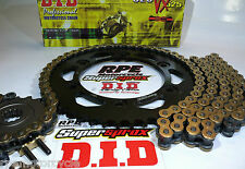 DID X-Ring YAMAHA FZ1 2006-2012 CHAIN AND SPROCKET KIT *Mild Quick 530 PREMIUM*