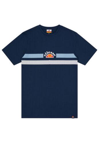 Blau Ellesse Herren Lori T-Shirt