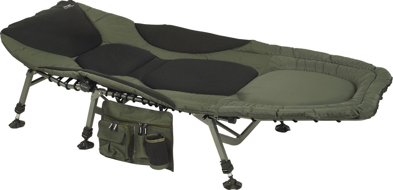 Anaconda cusky Bedchair 6 gamba LETTINO Carpa Lettino ANGEL LETTINO LETTINO PESCATORE PESCA